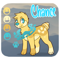 Chance Ref by spacemeows