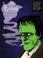 Frankie Say Phantom Pop by artwarriors
