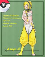 Pokedise: Amp by Pencil-Only
