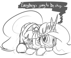 Everything's going to be ok by leadhooves