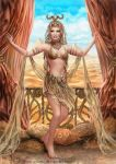 Belly Dance by Irulana