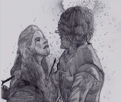 Jon Snow and Ygritte - ASOS by adam1875
