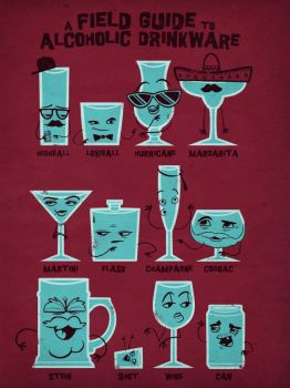 know your drinkware by chunkysmurf