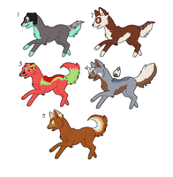 Point Adoptables 2 OPEN by SwiftyNifty