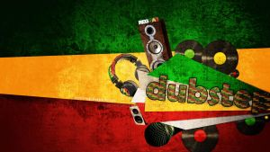 reggae dubstep wallpaper by m1n1maL