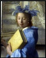 Clio by Jan Vermeer van Delft my favorite! by Mistgod