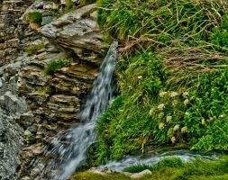 Falling water by forgottenson1