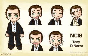 NCIS- tony character sheet by ryuuri