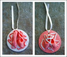 Latest OOAK Clay Ballet Shoes by Forestina-Fotos