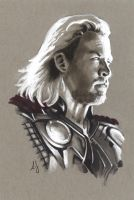Thor by AllisonSohn