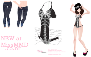 Bikini and Jeans MissMMD.co.nr Update by missmmd