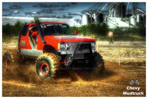 Mudtruck HDR by RockRiderZ