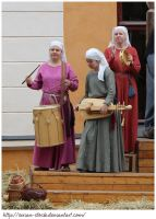 Medieval Music XI by Eirian-stock