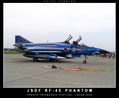 RF-4E JSDF by Keith-Killer
