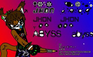 Jhon Tha Abyss by Thealmosthalfdead