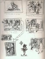 Canterville Ghost Thumbnails by danidipps