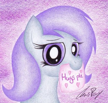 Hugs For Glory plz by TheChrisPony