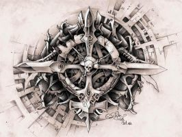Clock by fear-sAs