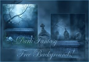 Dark Fantasy Free backgrounds by moonchild-ljilja
