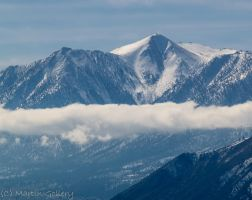 Mountain Clouds by MartinGollery