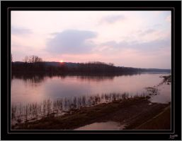 Evening on the Loire - 4 by J-Y-M