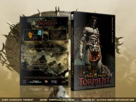 PST: DVD cover by Alistair-Grout