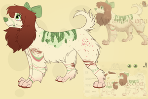 Pretty Pup Adoptable Package - Auction  OPEN  by Aiyana-Kopa