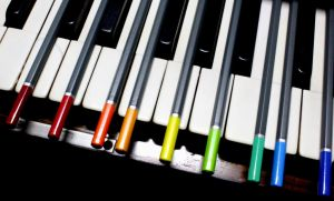 Music In Colour by Leowulfe