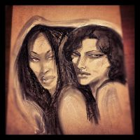 Turkish delights life drawing event. Pg5. by ARTofANT
