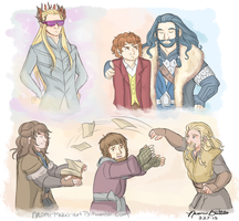 My Faves by naomi-makes-art73