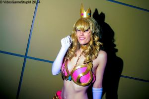 PAX East 2014 - Your Princess Is In Another Galaxy by VideoGameStupid