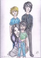 The Lightwood Kids by blindbandit5
