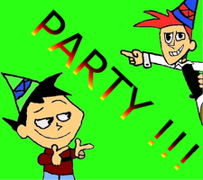 Party Brad + Tuck by XjSider