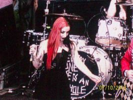 Ash Costello 1 by A7XFan666