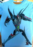 TFP Starscream shirt by Fire-Redhead