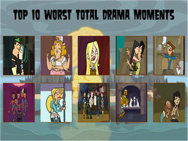 Worst Total drama moments meme by courtneyfanTD