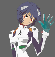 Rei Ayanami by Lilith1985