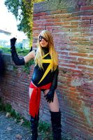 Ms Marvel 01 by KillerGio