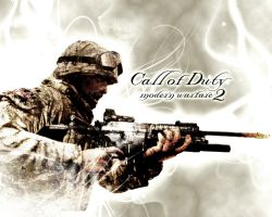 Call of Duty: Modern Warfare 2 by dB03r