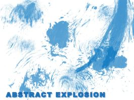 Abstract Explosion by PC-STOCK