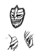 my hollow mask concept by RAC1000