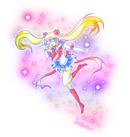 Sailor Moon by YukiMiyasawa