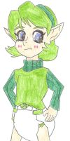 Saria Padded COLORED by Rocketstar125