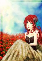 ::RED GIRL:: by Laovaan