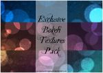 Exclusive Bokeh Textures Pack by EvanescentAngel666
