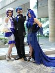 MLP: Princess Luna Full Group by TresWildCosplay