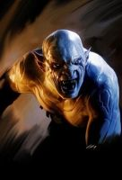 Azog The Defiler by axlsalles