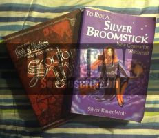 Author Review: Silver RavenWolf by sarahsmiles916