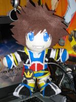 sora plushy by Zodia2