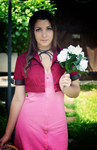 Flower girl by Dragunova-Cosplay